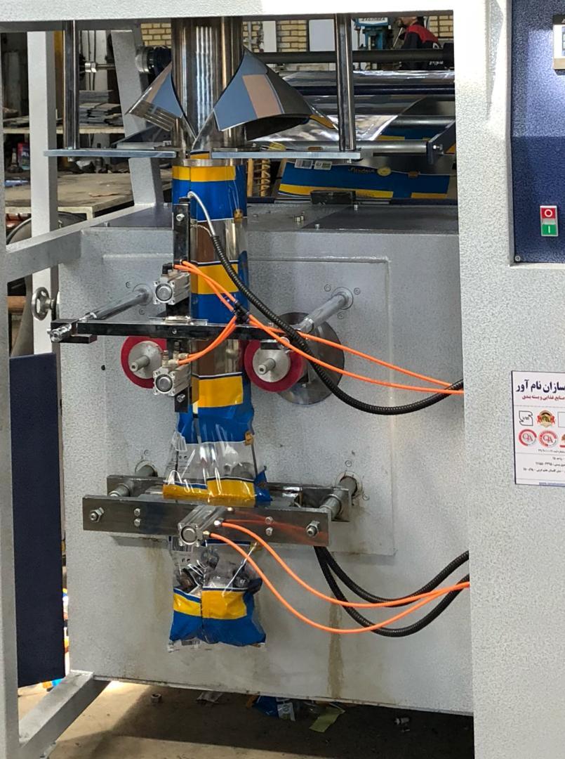 لوله و یقه دستگاه بسته بندی (1)