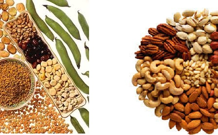 مقایسه بسته بندی حبوبات و خشکبار