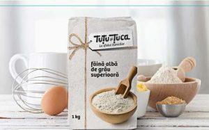 طراحی بسته بندی آرد کیک